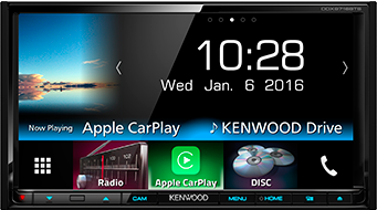 DNX9716BTS CarPlay System