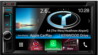 DNX5160BTS CarPlay System
