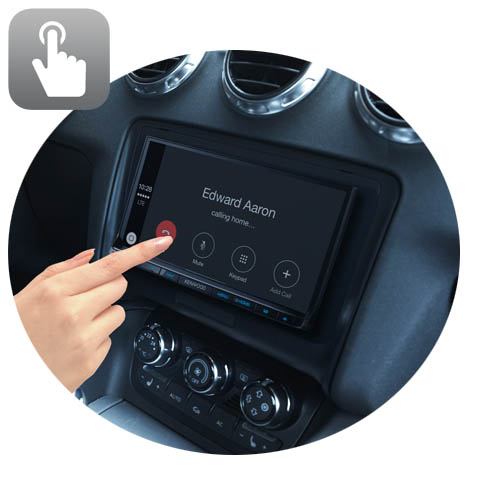 CarPlay Touch Control
