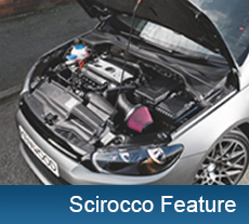 Scirocco Features