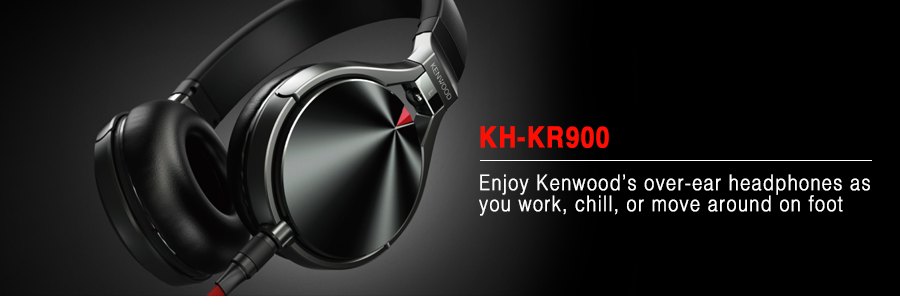KH-KR900 Over-ear headphones