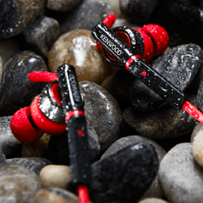KH-SR800 in-ear waterproof headphones