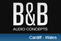 B&B Audio Concepts - Cardiff