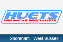 Huets The In-Car Specialists - W Sussex
