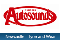 Sungold Autosound - Tyne & Wear