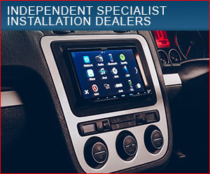 Kenwood independent specialist installation dealers